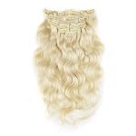 Luxurious Blonde Clip-ins